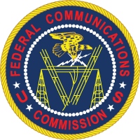 FCC Logo - a trademark of the FCC. Used here under fair use to illustrate the fact that I am discussing communications with the FCC. The seal does not indicate that anything about this post was endorsed by the FCC.